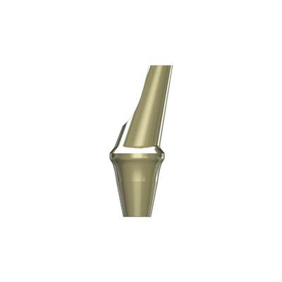 Anyone 15° Angled Abutment 4.5 x 2.5 (Non-Hex)