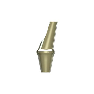 Anyone 15° Angled Abutment 4.5 x 4.5 (Non-Hex)